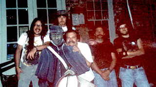 Southern Rock band and Frank